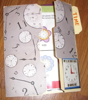 time lapbook