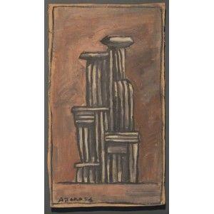 Proyecto de monumento - Augusto Torres
