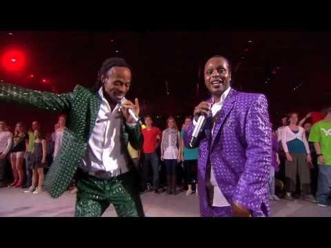 Eurovision 2010 Flash Mob Dance (HD)