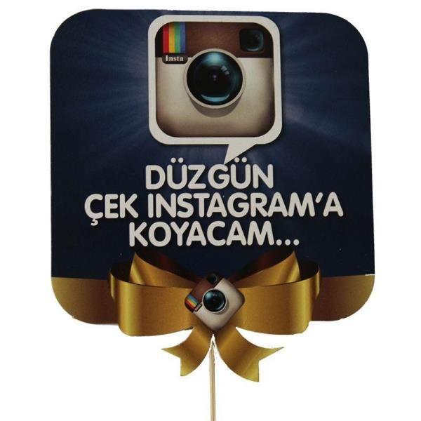 Düzgün Çek Instagrama Koyacam El Bolunu