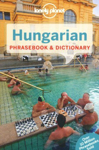 Lonely Planet Hungarian Phrasebook & Dictionary (Lonely Planet Phrasebooks) by Lonely Planet http://www.amazon.com/dp/1741045517/ref=cm_sw_r_pi_dp_Oo55ub00A8YCK