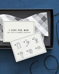 15 DIY Groomsmen Gifts The Guys Will Love | Martha Stewart Weddings