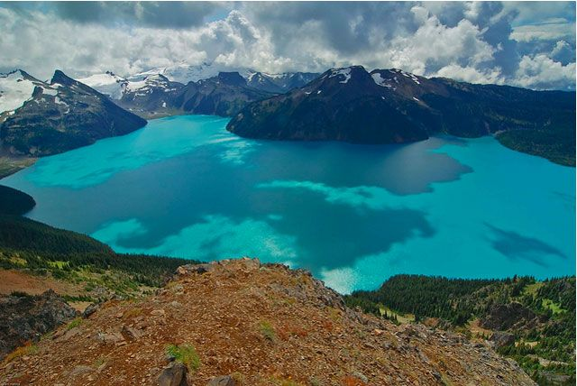 10 hikes around Vancouver, BC. Garibaldi Lake Panorama Ridge Lookout