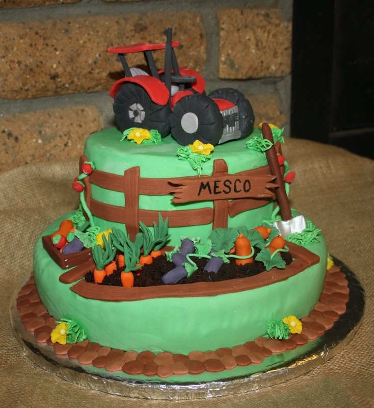 Tractor Cake Decorating : Best images about tractor cakes on pinterest john