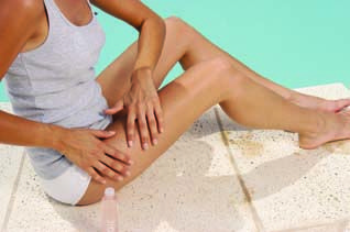 Home treatments for spider veins