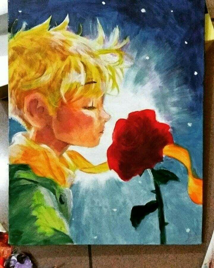 Fan Art friday http://www.lepetitprince.com/2016/06/fan-art-friday-135-2/ Fatharani Yasmin Shaffiyya Sani