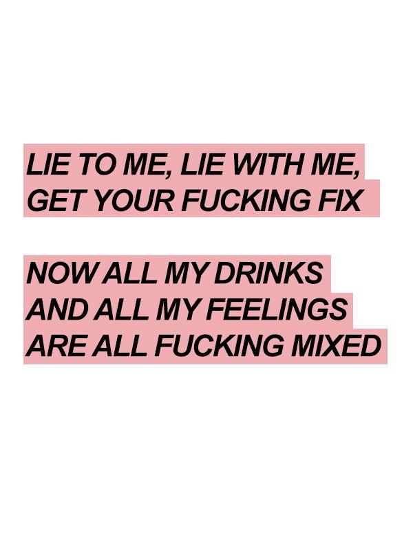 I Hate U Love Gnash Lyric T Quotes