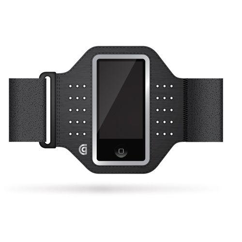 Griffin Trainer 7th Generation iPod nano Armband Case (GB36035) - Black