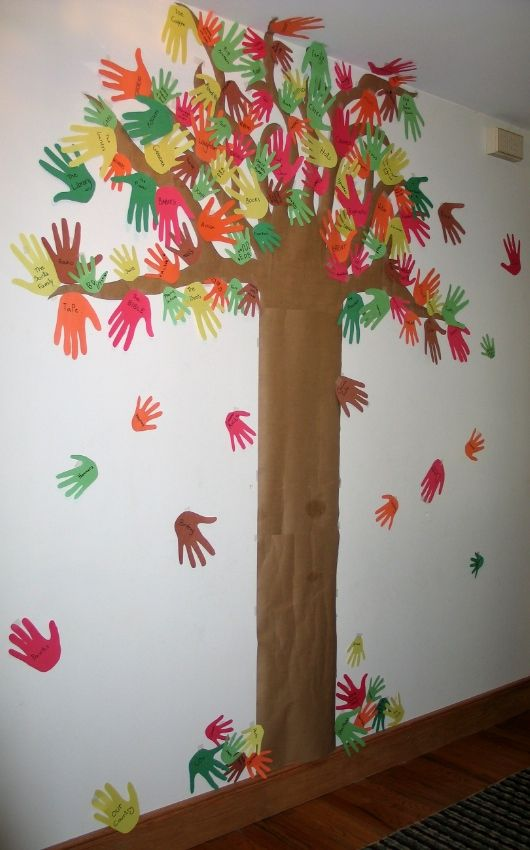 Thanksgiving Tree | Apron Strings & other things