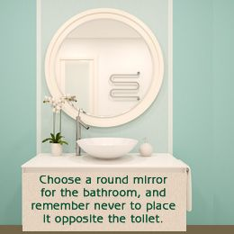30 Essential Tips to Feng Shui Your Bathroom