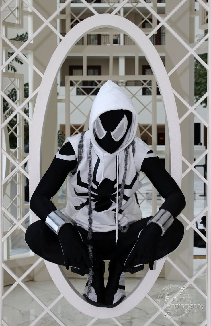 Future foundation spider man cosplay - photo#2