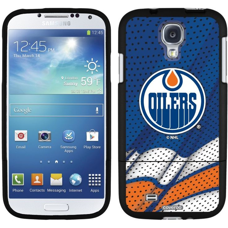 Edmonton Oilers - Home Jersey design on 2nd-4th Generation iPad Swivel Stand Case
