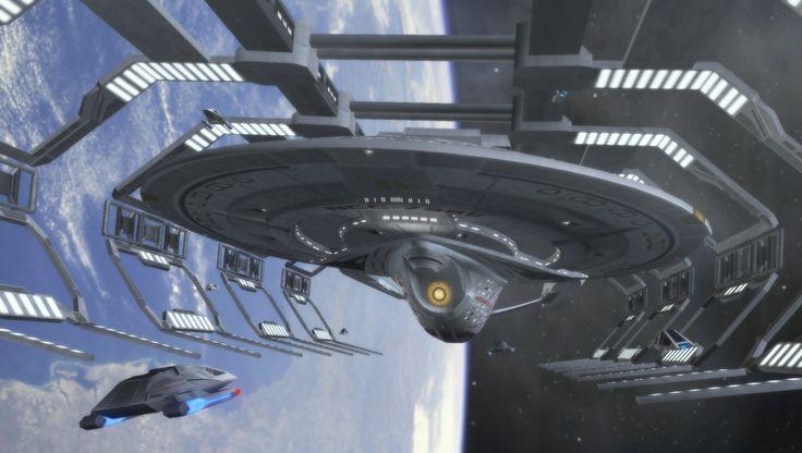 Class ship uss sovereign ncc73811 star trek