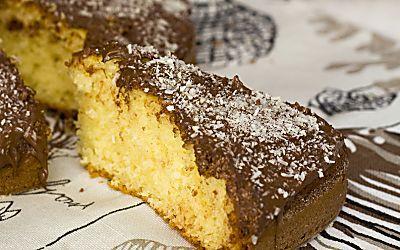 Torta cocco e nutella: dolce golosissimo!