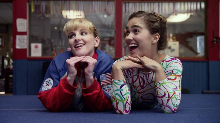 Imagine if former ice-skating star Tonya Harding inhabited gold-medal gymnast Mary Lou Retton's body and you get something close to the premise of the forthcoming comedy The Bronze. (Watch the first red-band trailer exclusively above!) Melissa Rauch (The Big Bang Theory, who even looks a little like