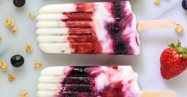 15 Healthier Fruit Pops To Eat Instead Of Ice Cream