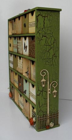 Kaisercraft Beyond The Page MDF Storage Box idea - Google Search