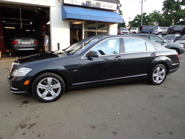 Check out this 2012 mercedes benz s550 4matic only 2k for Mercedes benz of danbury used cars