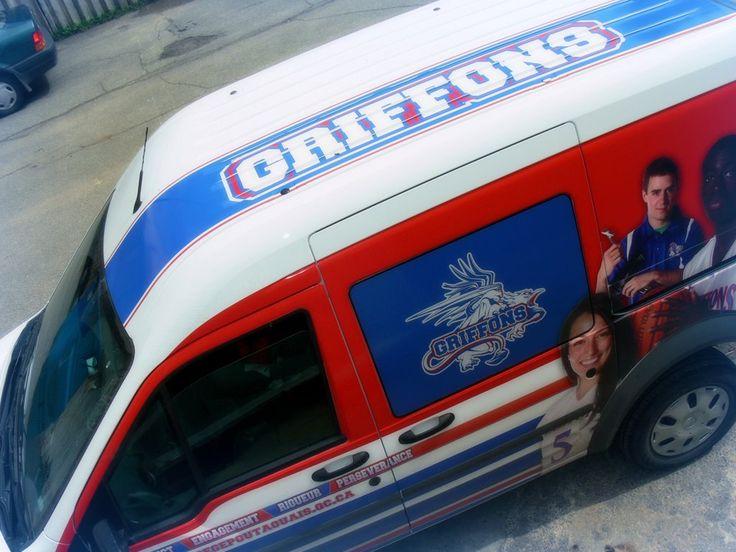 Vehicle wrap | Habillage de véhicule Logo and vinyl wrap design by Steve Hutchison Logo et design de l'emballage par Steve Hutchison Outaouais, Gatineau, Hull, Aylmer #wrapdesign #vehiclewrap #ottawacars #ottawacarwraps