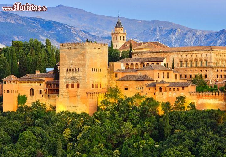 Alhambra, Granada, Spagna -Dal 1984 è ...