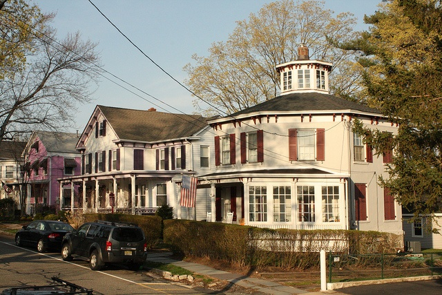 Garrett Rickards Octagon House 1854 Boonton Nj