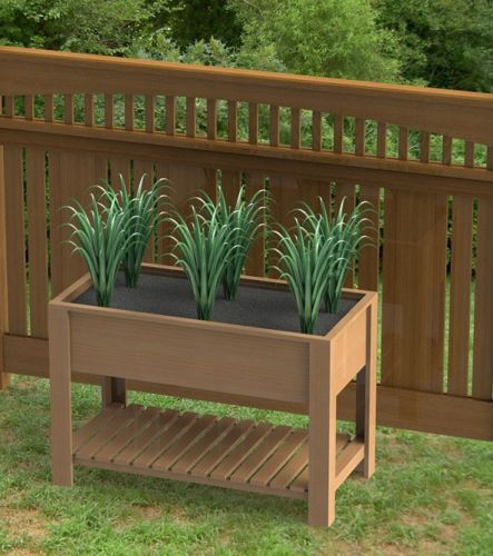 Planter Boxes Made From Composite Decking All Kind Of Wpc: 1000+ Images About Raised Planters On Pinterest