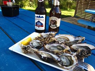 Fresh from the marine farm... and cheap ;) #gourmettrails #seafood