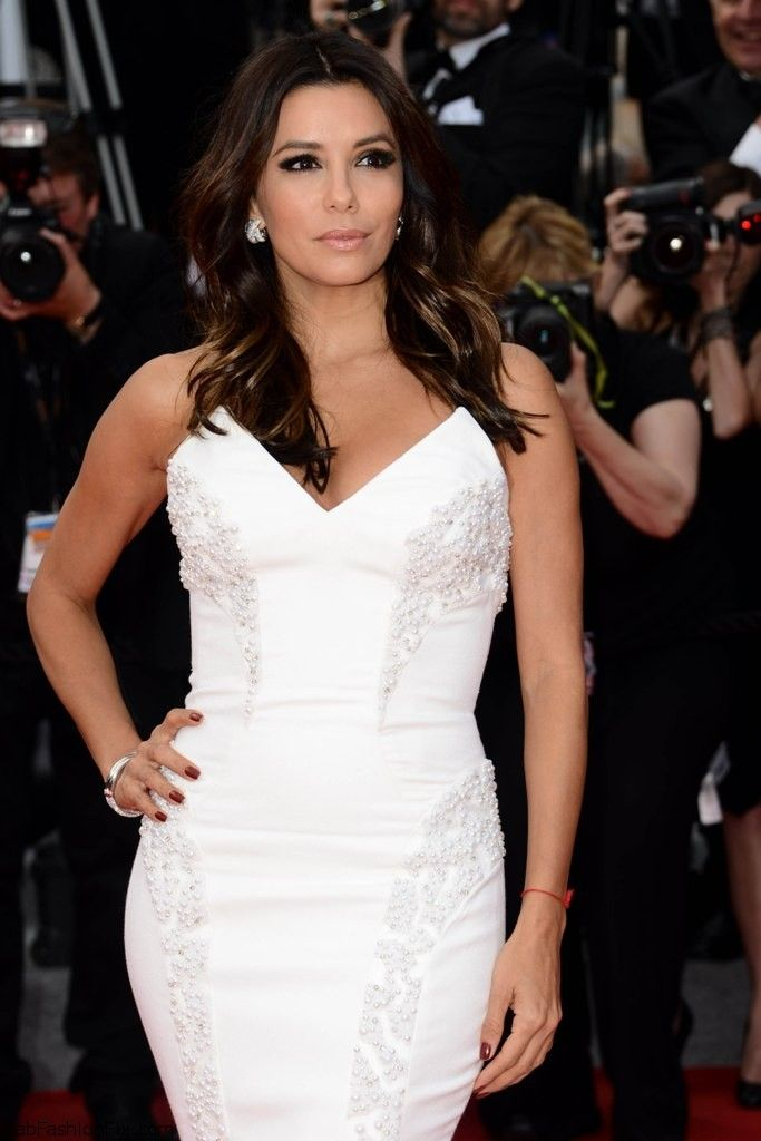 171 Best Images About Eva Longoria On Pinterest Georges Hobeika Spring Street Style And Red