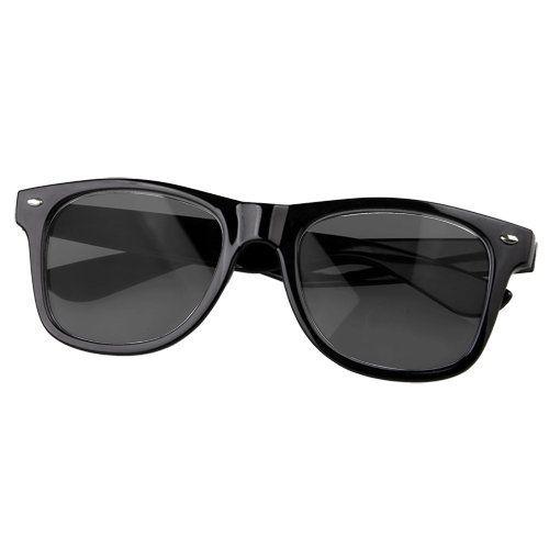 Sonnenbrille - Black Glasses - rot lQ6AUJ2vv
