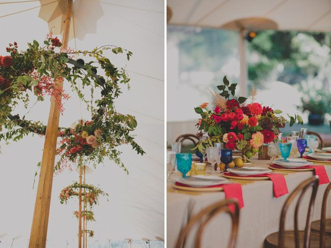 Gl&ing Resort Wedding Asha + Clay & 11 best Tent Decor ~ Tent Poles images on Pinterest | Green ...