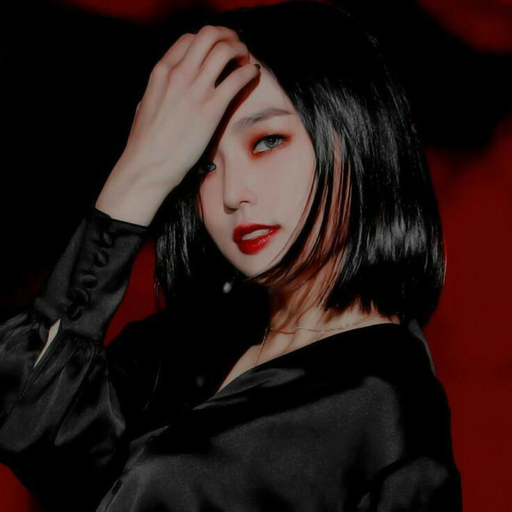 Gaje 98 Liner Black Hair Kpop Kpop Girls Cute Korean Girl