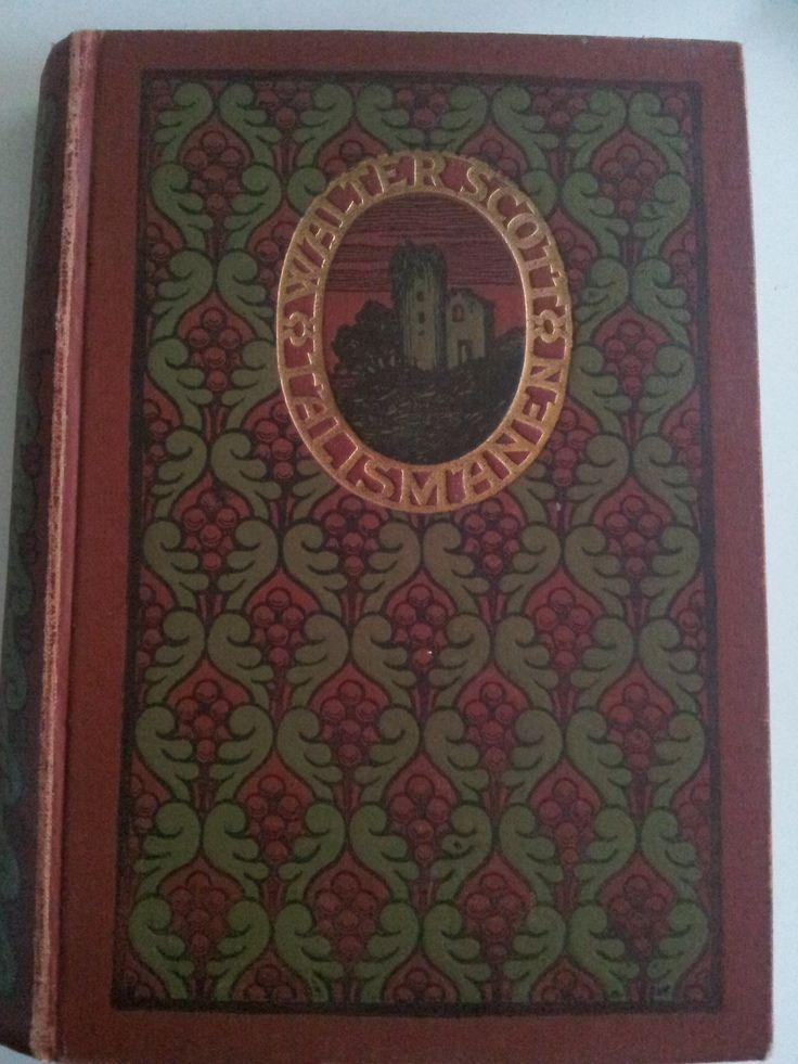 """""""Talismanen"""" (1910). Af Walter Scott"""