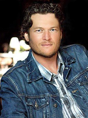 Blake Shelton.. yes.. he is under yummm.. :)