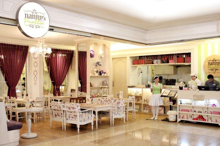 Nanny's Pavillon - Kimberly's Room Plaza Indonesia Level 2, Jakarta