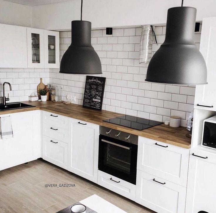 , #Küchengestaltung in 2020   Home decor kitchen, Kitchen ...