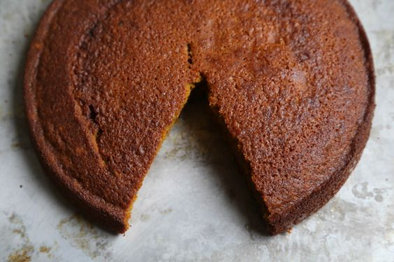Gluten-Free Coconut Squash Cake recipe on Food52.com