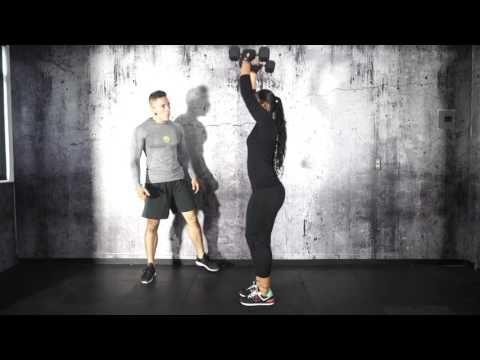 Entrenamiento con el propio peso del cuerpo / No te quedes ahí sentado - YouTube