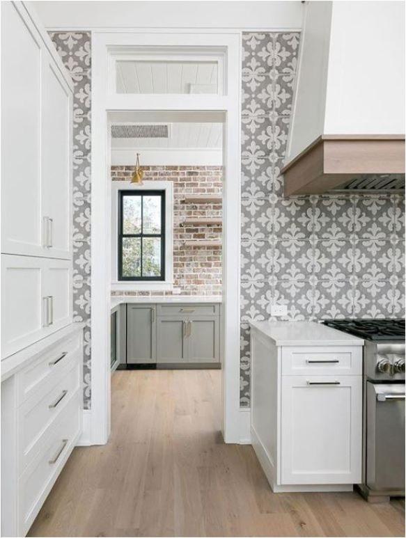 Tile Eye Candy Farmhouse Kitchen Backsplash Modern Farmhouse Kitchens Kitchen Backsplash Designs