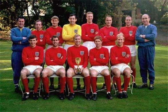 1966 World cup team