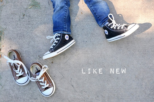 How to clean shoes to look like new**