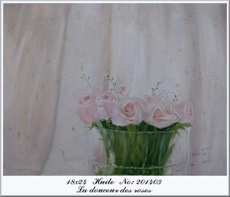 Les roses de mon coeur