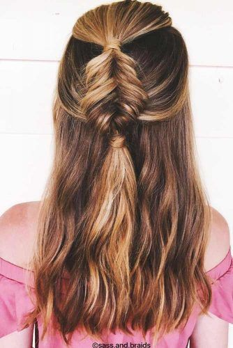 39 Cool Braided Back To School Hairstyles Women Hair Style 2019