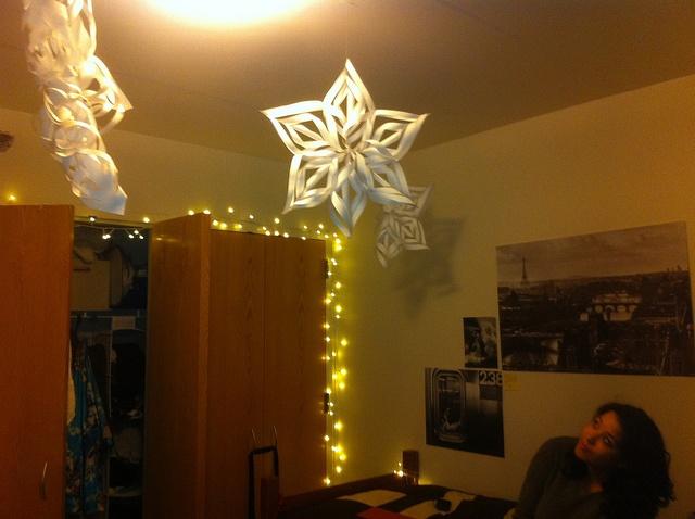 Max Palevsky Dorm Room