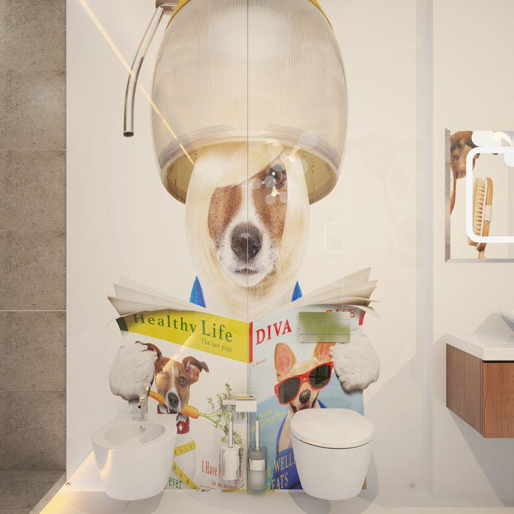 WoWSpADoGs - Ванная комната 3D – Комфорт & Стиль | PINWIN - конкурсы для…