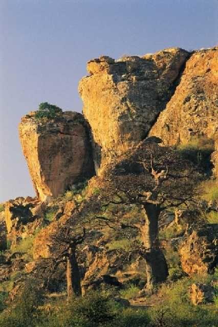 Mapungubwe Cultural Landscape, Northern Province, South Africa. Inscription in 2003. Criteria: (ii)(iii)(iv)(v)