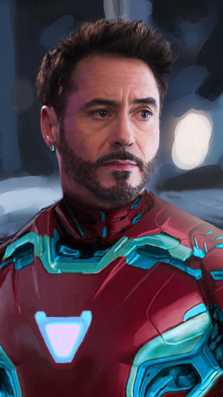 Tony Stark New Look Iphone Wallpaper Tony Stark Wallpaper