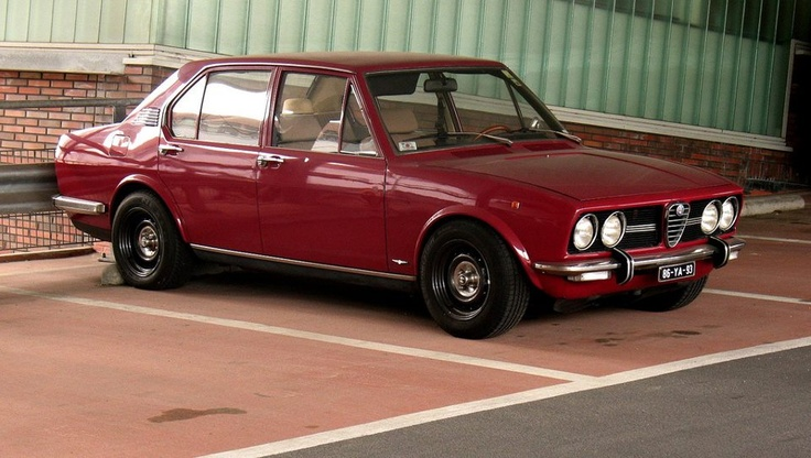 1973 Alfetta 1.8