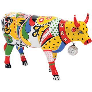 Kick by Cowparade