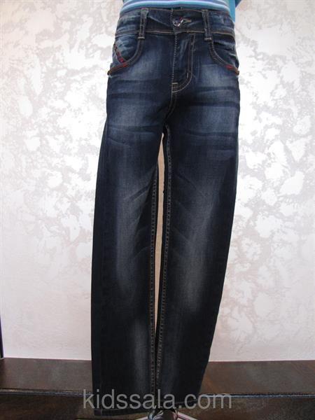 Детская турецкие джинсы подростки мальчики