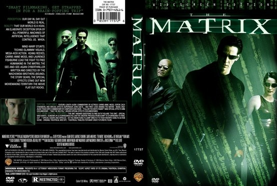 """It depicts a dystopian future in which reality as perceived by most humans is actually a simulated reality or cyberspace called """"the Matrix"""", created by sentient machines to pacify and subdue the human population, while their bodies' heat and electrical activity are used as an energy source. Computer programmer """"Neo"""" learns this truth and is drawn into a rebellion against the machines, which involves other people who have been freed from the """"dream world""""."""
